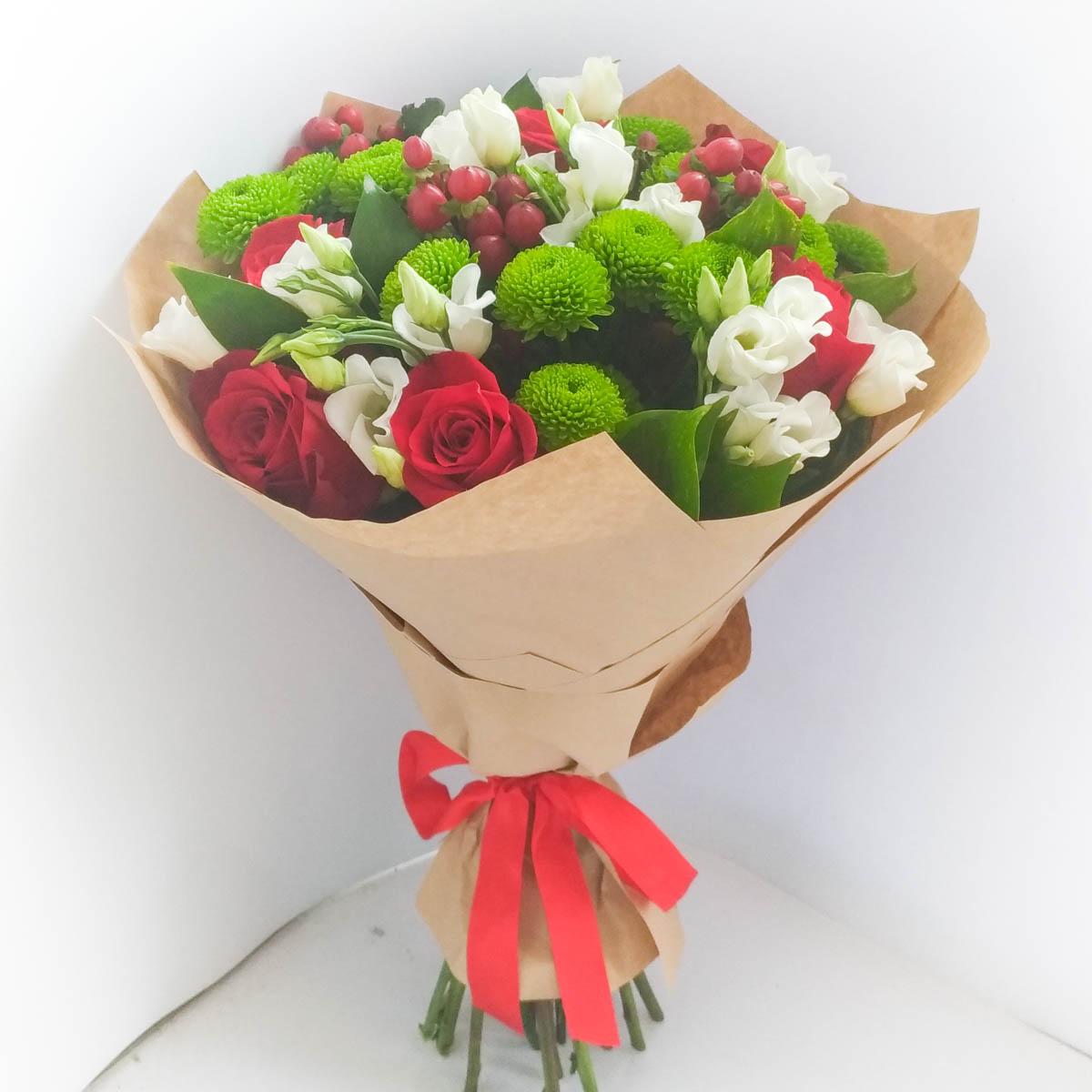 Заказ цветов новосибирск с доставкой