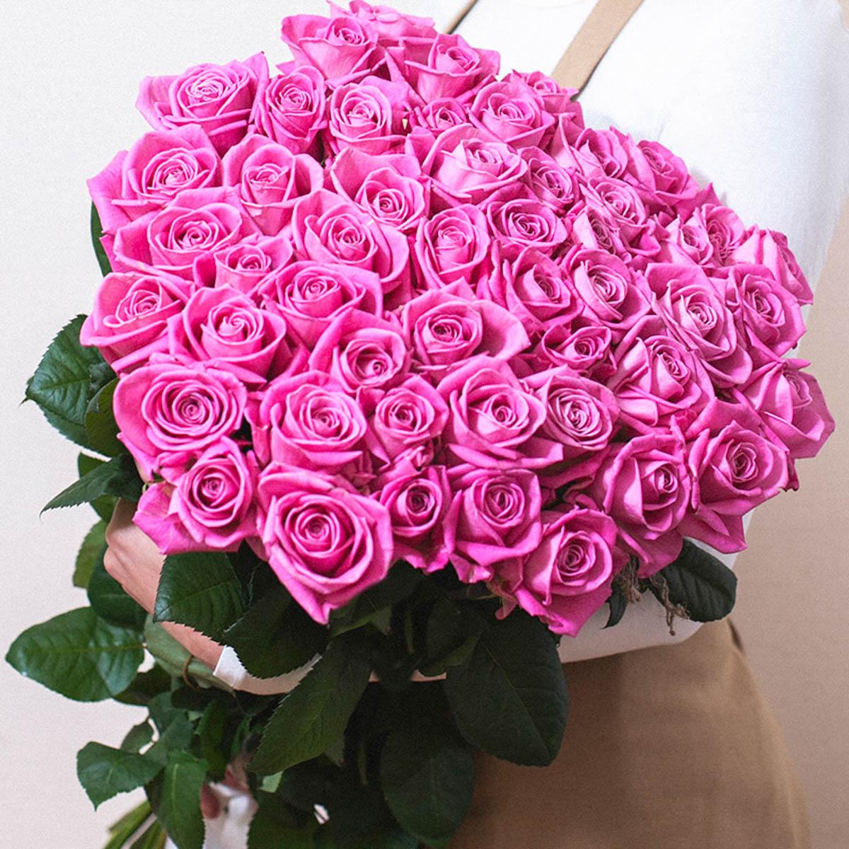 Красивый букет цветов для подруги с днем рождения