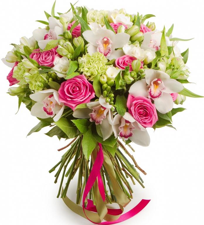 Букет цветов самые красивые, букет
