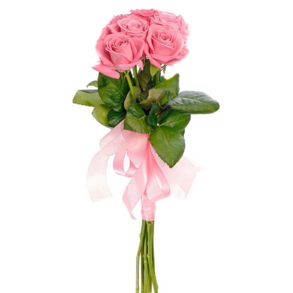 Букеты из цветов роза 9